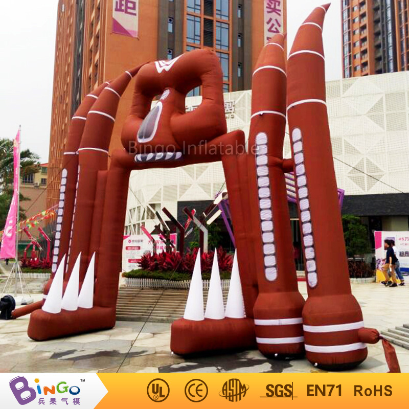 inflatable Halloween arch/Halloween party inflatable arch 16ft.*20ft./W5*H6m BG-A0762inflatable Halloween arch/Halloween party inflatable arch 16ft.*20ft./W5*H6m BG-A0762