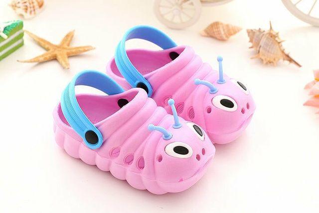 Pantoufles enfant,chaussures Garçon fille Anime mignon