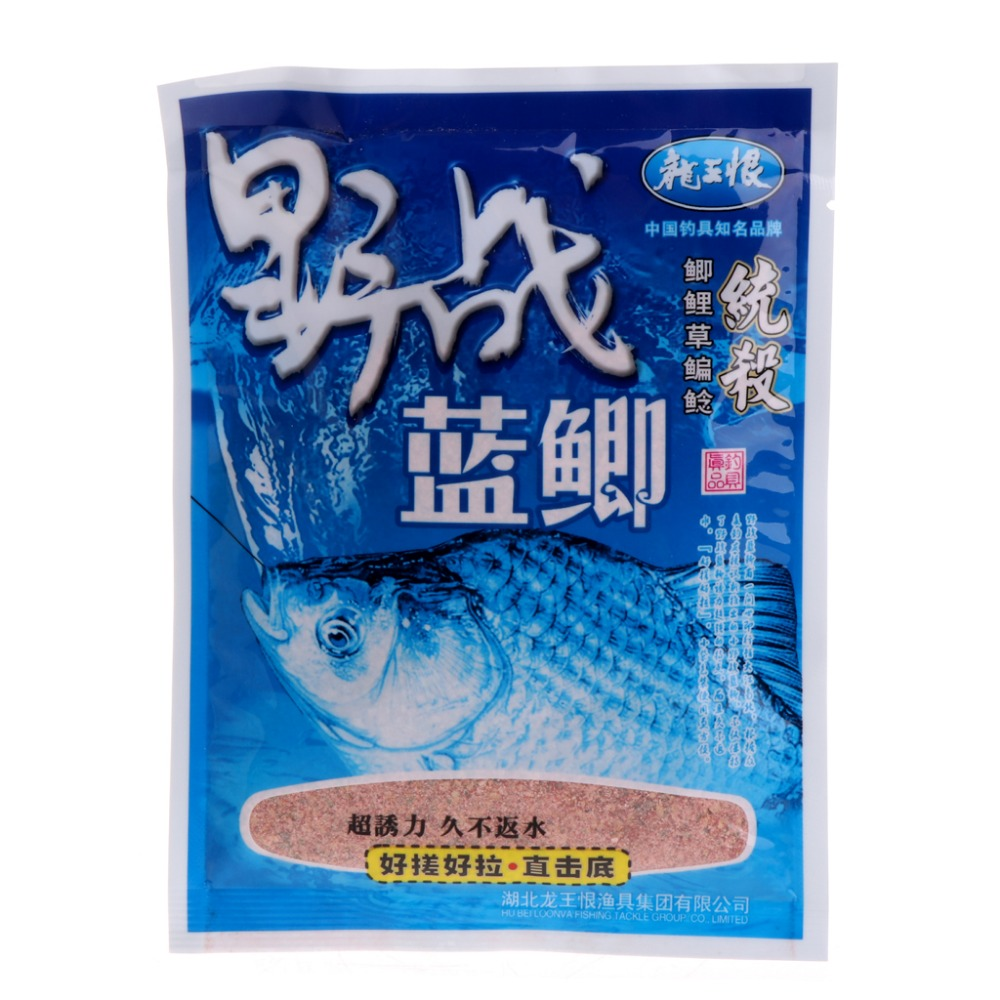 100G Natural Fishing Bait Powder Carp Crucian Killer Fish Tackle Food Accessory pesca image