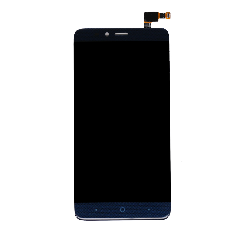 10pcs/lot For Zte Grand X Max 2 Z988 Lcd Display+touch Digitizer Assembly Z988 Display 6 Mobile Parts Free Shipping By Dhl Ems Grade Products According To Quality Mobile Phone Parts