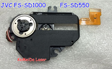 Original New JVC FS-SD1000 FS-SD550 Optical Pick UP  SD1000 Laser Lens / Laser Head SD550 цены