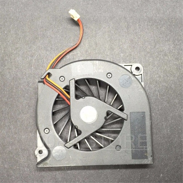 New CPU Cooling Cooler Fan For FUJITSU LifeBook A6010 P771 P701 6510 A6120 E8110 E8210 N6410 E8410 S7110 Laptop MCF-S6055AM05
