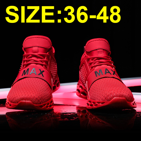 Bomlight Men Shoes for Man 2019 Brand Outdoor Air Shoes Sneakers for Men Zapatillas Hombre Deportiva Plsu Size 48 Pakistan