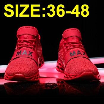 Zapatos para Hombre Bomlight 2020, Zapatillas de aire libre para Hombre, Zapatillas para Hombre Deportiva Plsu talla 48