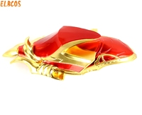 Cosplay LOL Shyvana The Half Dragon 12cm 4 7 Key Chains Key Ring Phone Strap Weapon