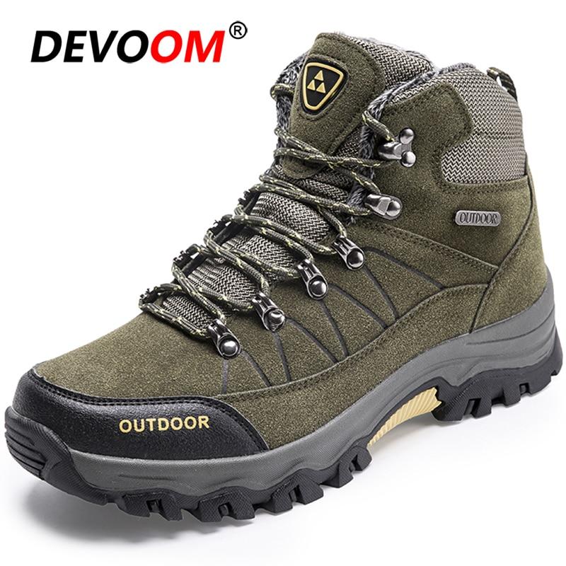 Fur Indestructible Shoes 39-46 Werkschoenen Met Stalen Neus Outdoor Hiking High Top Sneakers New Work Shoes Safety Shoes For Men