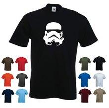 'Storm Trooper' - Star Wars Empire Strikes Back Jedi Men's Birthday Gift T-shirt Free shipping Harajuku Tops Fashion Classic майка борцовка print bar empire strikes back