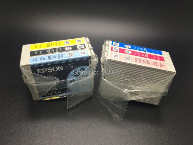 82N genuine ink cartridges For Epson TX650/TX659/TX700W/TX710W/TX800FW/TX810FW/TX820FWD Office & School Supplies