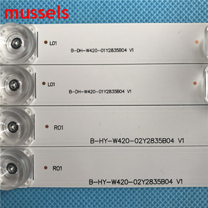 """Image 3 - Светодиодная полоса подсветки для LG 42 """"дюймовый телевизор 8 лампа 825 мм Новый INNOTEK DRT 3,0 42"""" _ A/B Тип 42LB5610 42LB5510 42LY320C 42GB6310 8 шт./лот"""