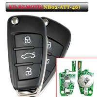 (5 stks/partij) NB02 3 knop afstandsbediening sleutel met NB-ATT-46 model voor URG200/KD900/KD200 machine