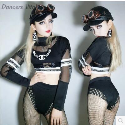 Этап женские костюмы певица атмосферу для ночного клуба DJ Костюмы Для женщин костюм личность бар Танцы китайский Танцы DS костюмы