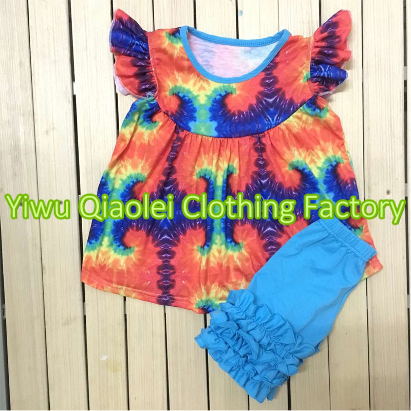 0e51bf96b4 Hot sale baby summer clothes 2 pieces sets bulk wholesale kids colours clothing  girls outfits-in Dresses from Mother   Kids on Aliexpress.com