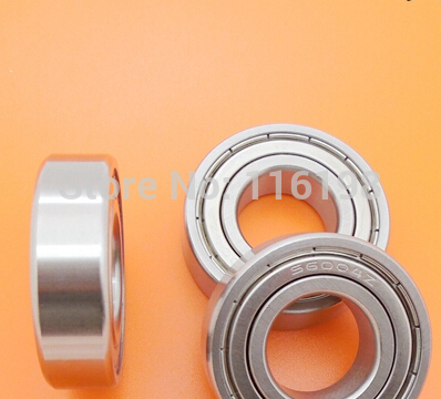 S6200ZZ S6200-2Z S6200 6200 stainless steel bearing 304C deep groove ball bearing 10x30x9 mm 50pcs 689 2z zz deep groove ball bearing 9 x 17 x 5mm