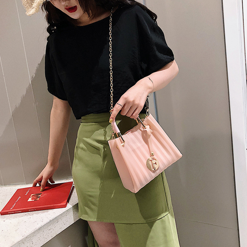 Summer Jelly Bag Tote Crossbody Bags For Women 2019 Quality PVC Luxury Handbags Designer Ladies Hand Beach Clear Shoulder Bag in Shoulder Bags from Luggage Bags