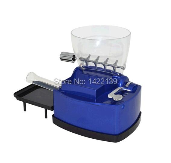 Electric cigarette Roller,Jumbo Automatic tobacco maker, filling machine cigarette tobacco roller automatic smoke roller smoking rolling machine box case