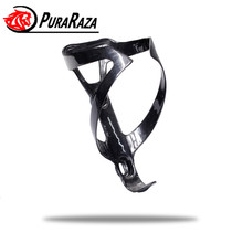 Lightweight Bicycle Cycling Full Carbon Fibre Black Bottle Holder / Universal Bottle Cage Durable bike Accessories 2Pcs/Lot