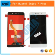 For Huawei enjoy 7 plus LCD Display Touch Screen Digitizer Assembly Replacement Parts For Huawei enjoy