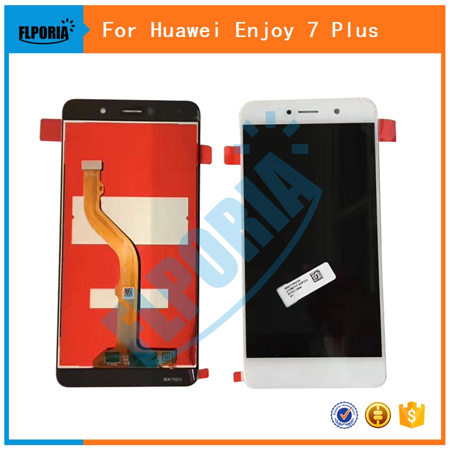 For Huawei enjoy 7 plus LCD Display TouchScreen Digitizer Assembly font b Replacement b font font