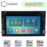 Ownice C500 Universal 2 Din Android 6 0 Octa 8 Core Car DVD Player GPS Wifi