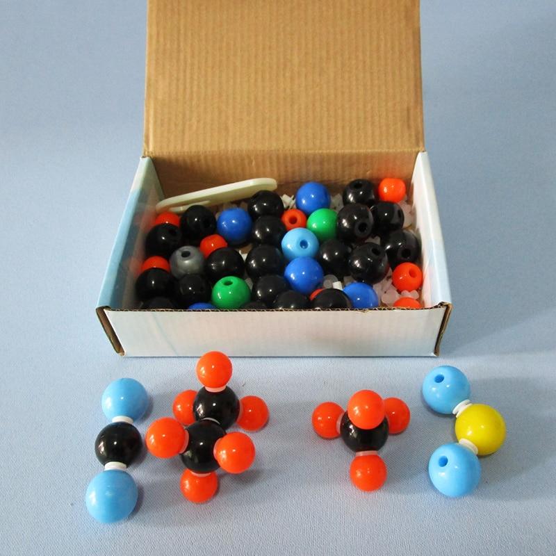 108 pcs Molecular Chemistry Organic molecules Structure Model Chemistry Teaching scale Organic molecules