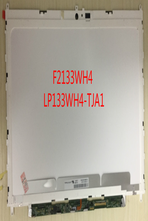 13.3 ordinateur portable led écran Pour HP folio 13 A9M20PA LP133WH4-TJA1 f2133wh4 ordinateur portable écran led matrice 1366x768
