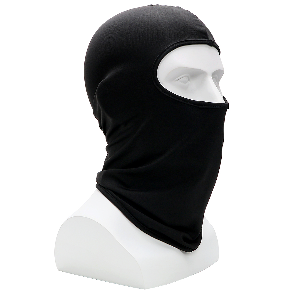 LEEPEE Thin Soft Breathable Mask Full Face and Neck Windproof Sun-protection for Moto Bicycle Cycling Motorcycle Face Mask