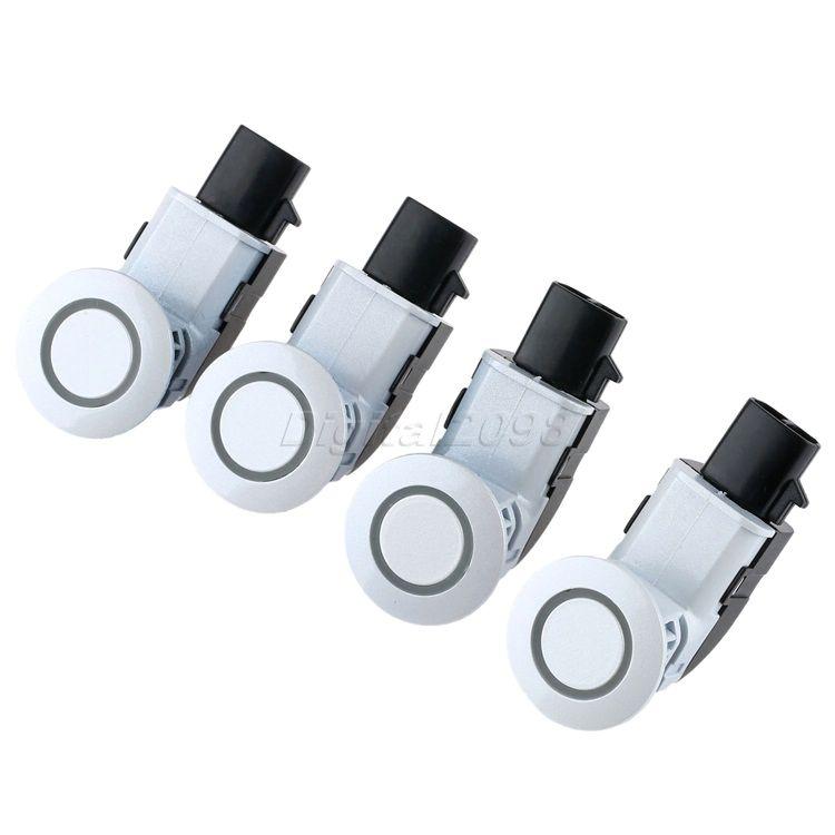 Yetaha 4 pièces nouveau capteur de stationnement PDC capteur de recul de voiture 89341-45030-A0 89341-45030 système d'assistance au stationnement pour Toyota Sienna