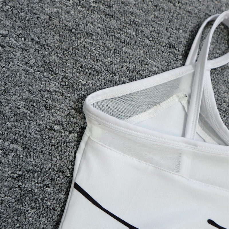 White Marble Tracksuit 5