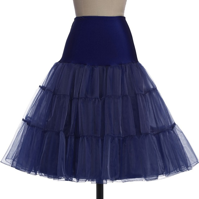 Fashionable High-waisted Skirts