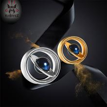 KUBOOZ Planet Ear Plugs Tunnels Expanders Stainless Steel Body Piercing Jewelry Stretcher Earrings Fashion For Gift