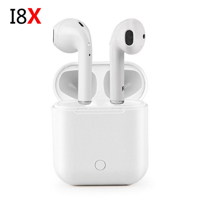 I8x Wireless Earphones Audifonos Bluetooth Headphones Stereo Ear