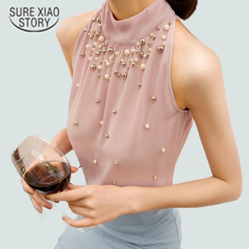 ef82d28e2 2017 جديد المرأة الديكور بلوزة شيفون الكورية الأزياء أكمام النساء  Turtleneck7 بلوزة قميص المرأة بلوزة SML XL835I 42