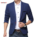 Spring 2016 New Hot Sell High Qualtiy Dress Blazer Men Casual Suit Men Slim Fit Mens Blazer Jacket Blazer Masculino