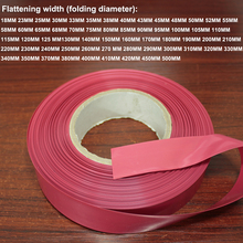 1kg Battery Shrink Tube Packaging Film DIY Package Replacement PVC Heat Shrinkable Sleeve Insulation
