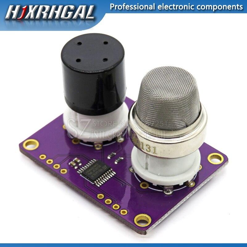 Capteur de concentration d'ozone MQ131, module de détection de la qualité de l'air O3 à haute et basse concentration