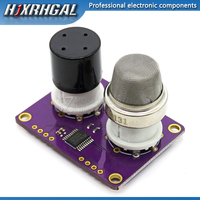MQ131 ozone concentration sensor, high and low concentration O3 air quality detection module