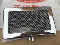 zongshen loncin qjiang kayo 150cc 160cc 250cc motorcycle alluminium radiator oil cooler alloy dirt pit monkey bike accessories