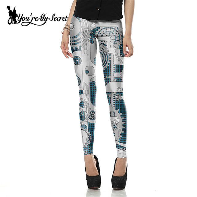 Fashion Leggings Women Star Wars