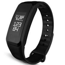 Новый Smart Браслет C1S smart Сердечного ритма крови Давление смарт-браслет Фитнес браслет, трекер активности для iOS и Android