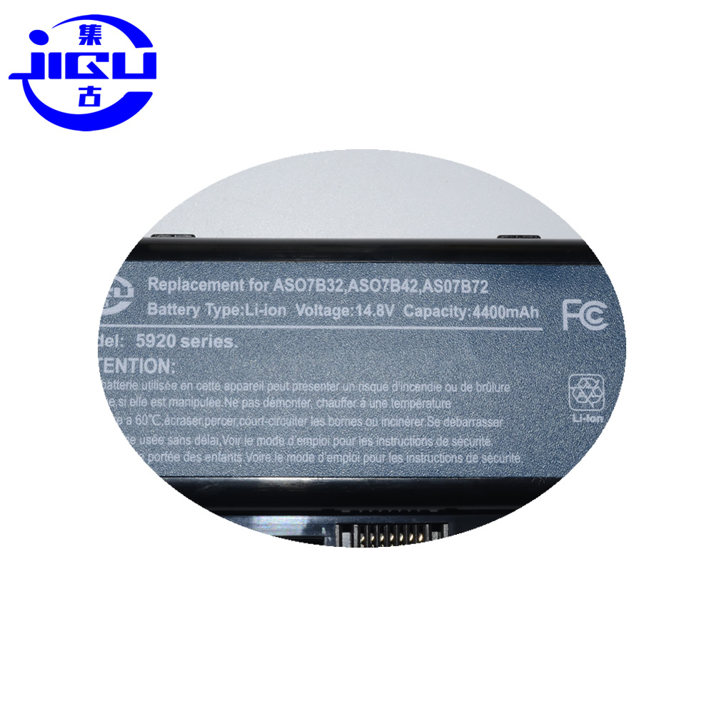 JIGU Replacement Laptop Battery For Acer MD7335u MD7801u MD7802h MD7804e MD7811u MD7818u MD7820u MD7822u MD7826u