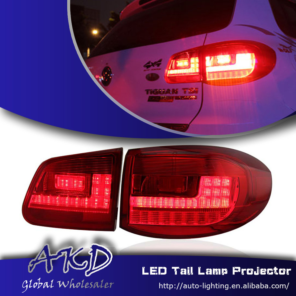 One Stop Shopping Styling For Vw Tiguan Tail Lights 2010