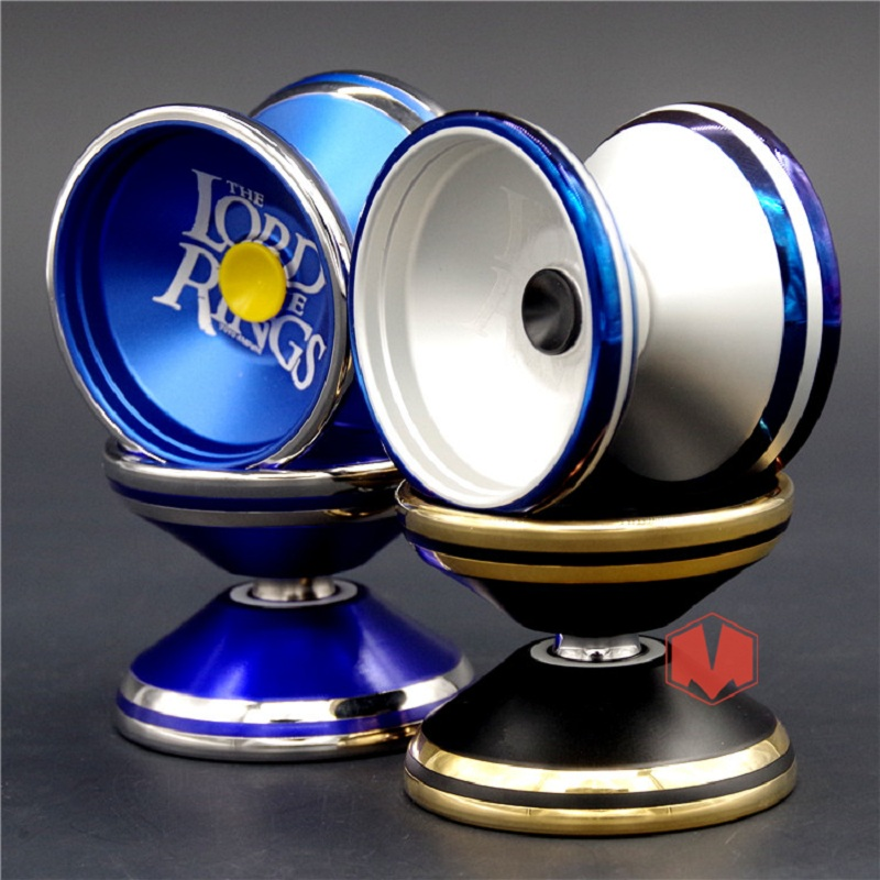 YOYO EMPIRE leader of rings yoyo Bimetallic ring Colorful yo-yo metal Yoyo for Professional yo-yo player Metal yoyo цена