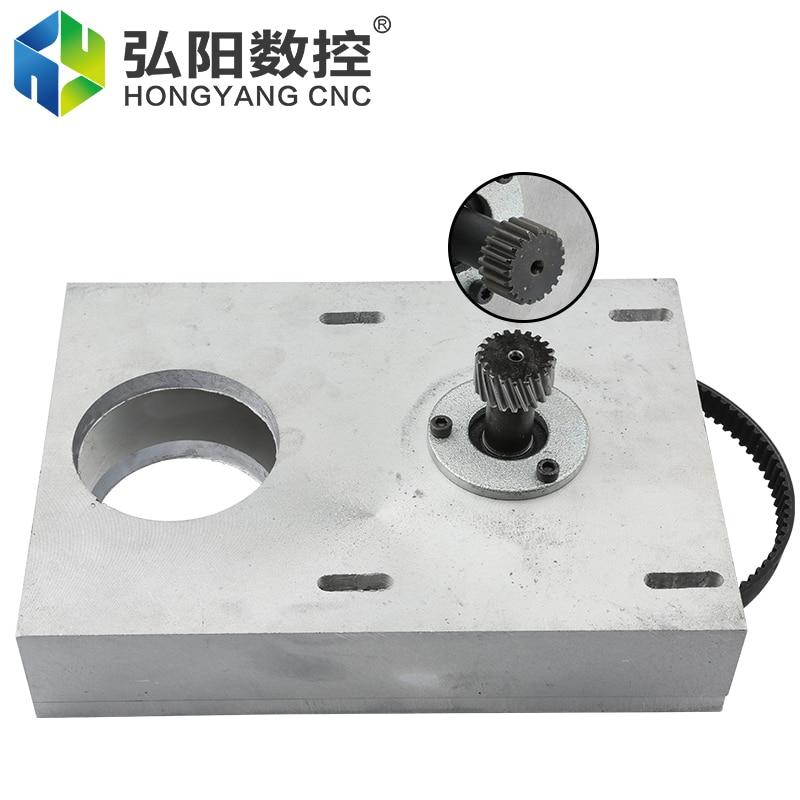 Caja de engranajes de 1.25M con piñón de correa Accesorios de - Piezas para maquinas de carpinteria - foto 5