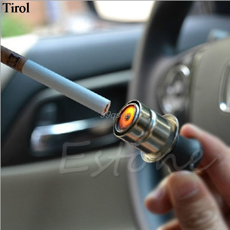 12V Universal Car Cigarette Lighter Fire Power Plug Socket Automatic FOR VW SUV-D2TB