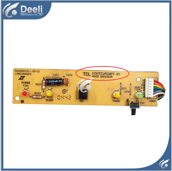 ФОТО 95% new Original for air conditioning Computer board display board PCBTCL25GMFT-XS 1090250003