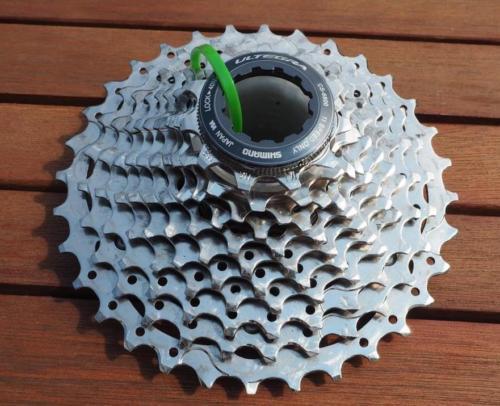 купить Shimano 105 CS-5800 11 Speed Road Racing Bike Cassette Sprocket Freewheel 11-28T 11-32T 12-25T недорого