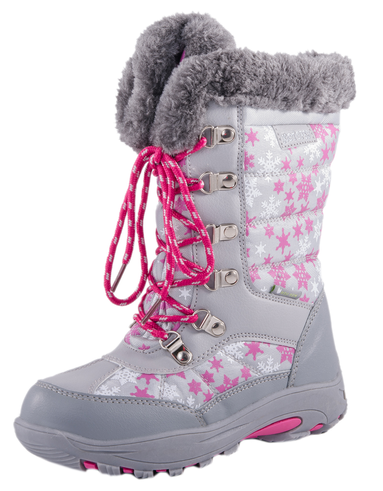 Girls Pink Snow Boots Promotion-Shop for Promotional Girls Pink ...