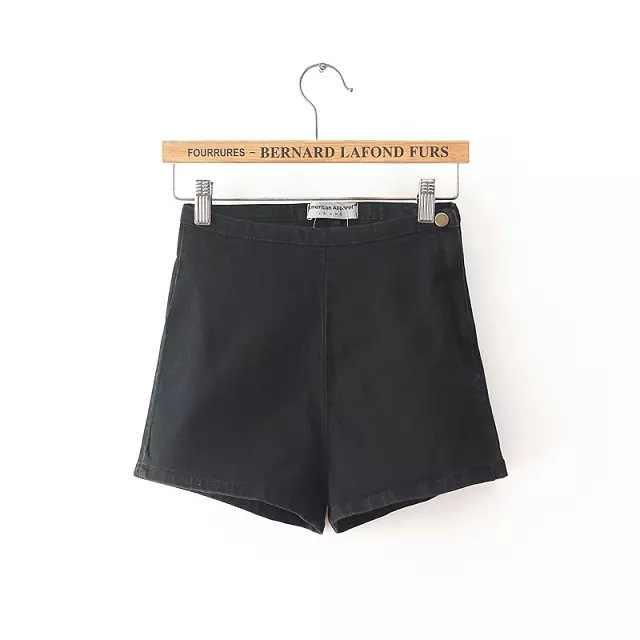 Индийское сари платья Женская одежда индийский сари 2017 горячие новые западные Стиль АА боковая молния Талия джинсы потертые джинсовые шорты