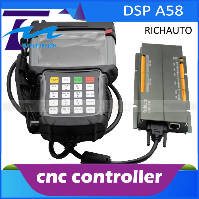 4 axis Linkage Motion Control System dsp a58  cnc controller a58  voltage DC 36V kamaljit singh bhatia and harsimrat kaur bhatia vibrations measurement using dsp system