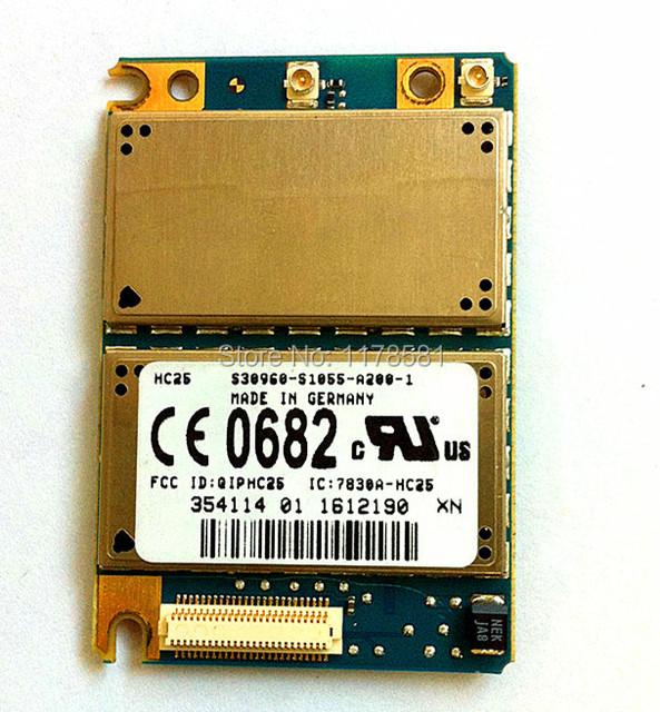 CINTERION HC25 3G WCDMA HSDPA cartão Wifi GPS GSM GPRS Módulo Sem Fio frete grátis